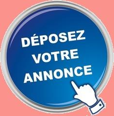 Depose ton annonce